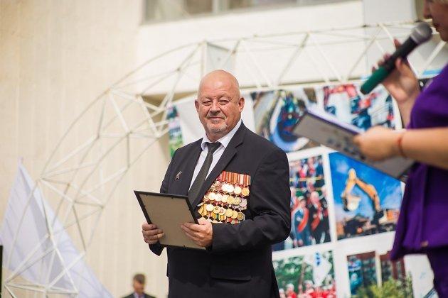 Александр Глотов, гендиректор ППГХО