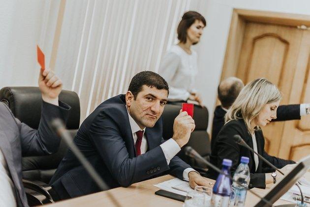 Аркадий Айвазян, депутат от партии ЛДПР