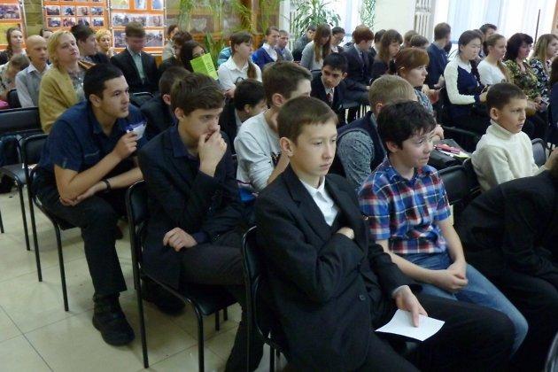 Воспитанники пензенских гимназий илицея представляют регион наолимпиадах
