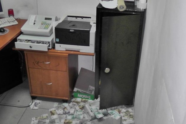 Неизвестный ограбил ювелирный салон наулице Улан-Баторская