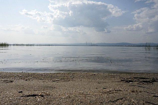 Озеро Кенон в Чите