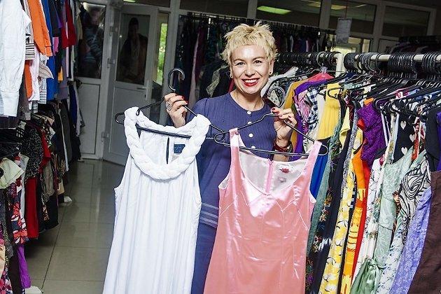 072d5a3b4c3 Брендовая летняя одежда из Европы по невероятно низким ценам появилась в  «SecondHand» на Хабаровской