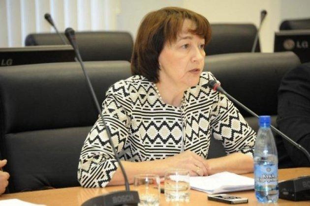 Первый заместитель министра экономического развития Забайкалья Ирина Лизунова