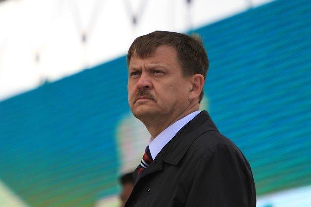 Помощник главы городского округа «Город Чита» Василий Турсабаев