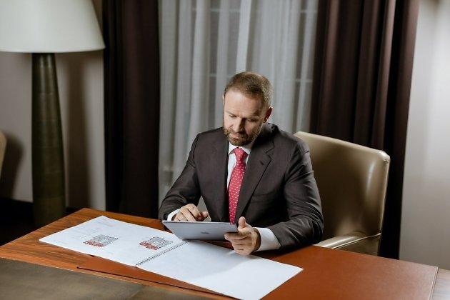 Сергей Янчуков, основатель и владелец ГК