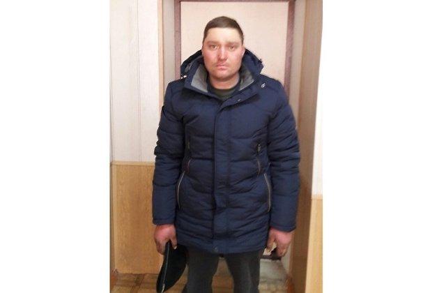 Подозреваемый в убийстве сотрудника Росгвардии Михаил Березин