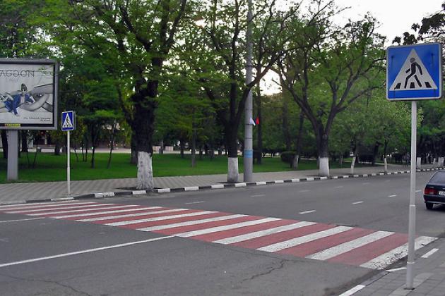 Шофёр Хонда Stream насмерть сбил женщину напешеходном переходе вИркутске