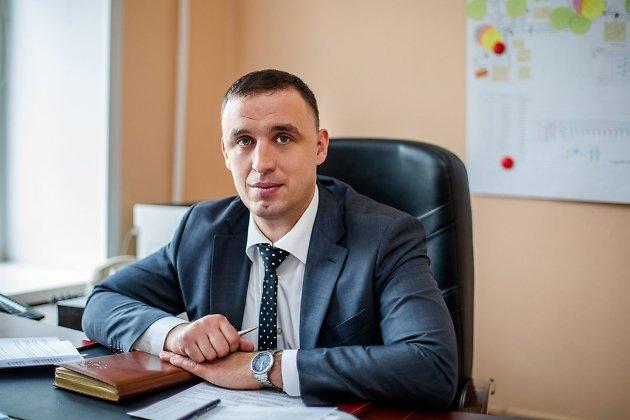 И.о. заместителя гендиректора ТГК-14 Василий Гайчук