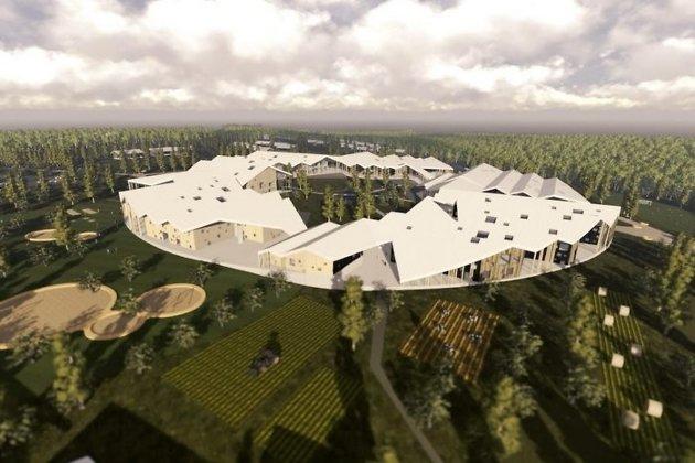 Образовательный комплекс «Умная школа» построят под Иркутском ксентябрю 2019г