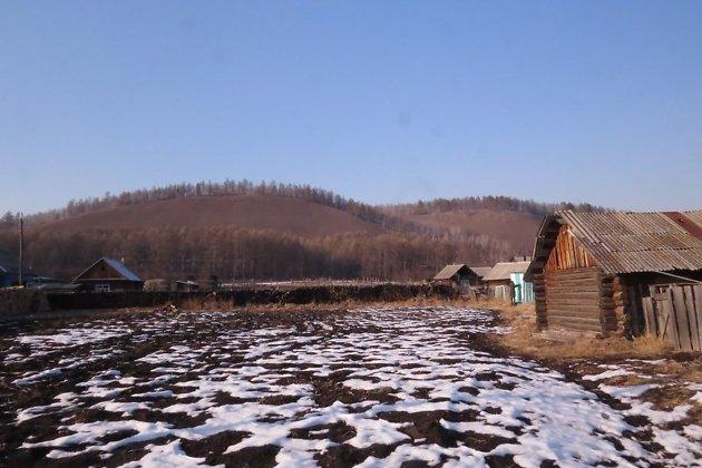 Село Кыкер
