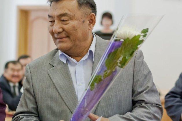 Почётный житель Агинского Бурятского округа Даши Дугаров