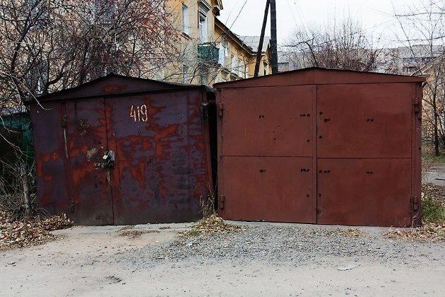 Могут ли заставить убрать железный гараж купить гараж в красногорске чернево 2