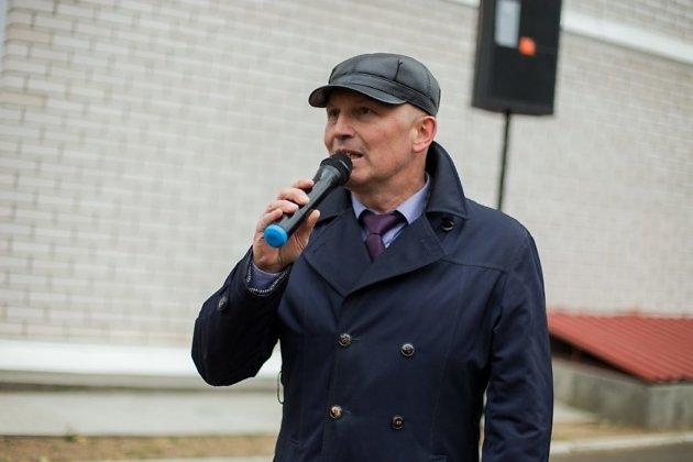руководитель администрации Центрального района города Игорь Калмыков