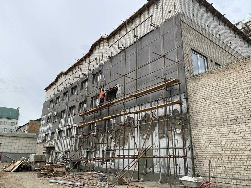 Министерство строительства, дорожного хозяйства и транспорта Забайкальского края
