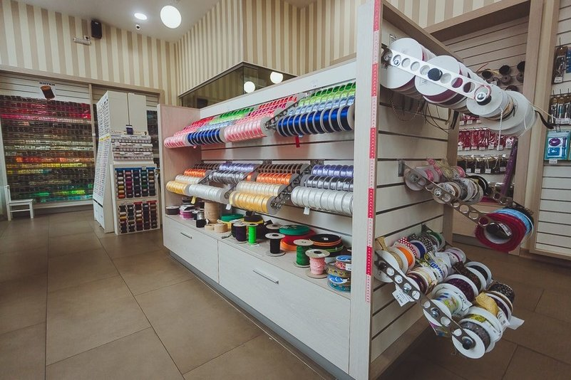 Открыть магазин швейной фурнитуры