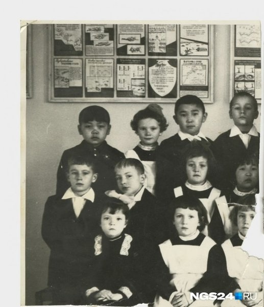 Семейный архив Даши Намдакова
