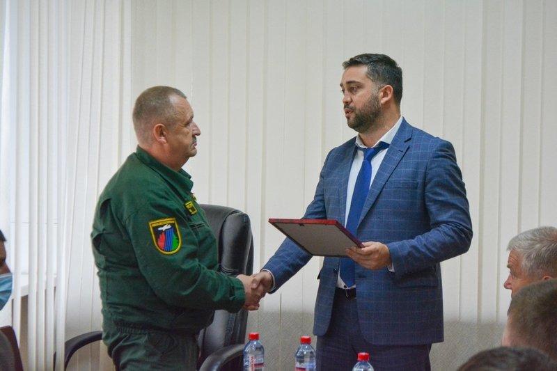 Пресс-служба минприроды Забайкальского края