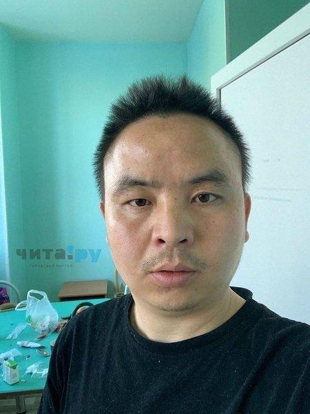 прислал сам представитель КНР из больницы