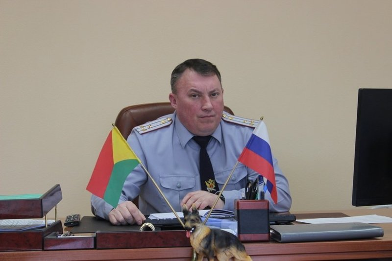 Пресс-службе краевого УФСИН