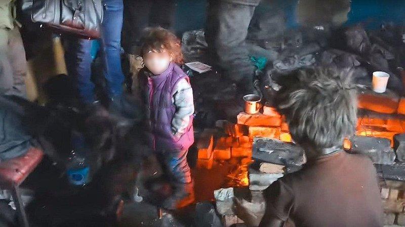 Скриншот из видео с канала