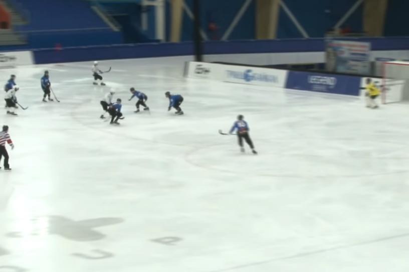 Иркутская «Байкал-Энергия» обыграла «Строитель» из Сыктывкара со счётом 4:2