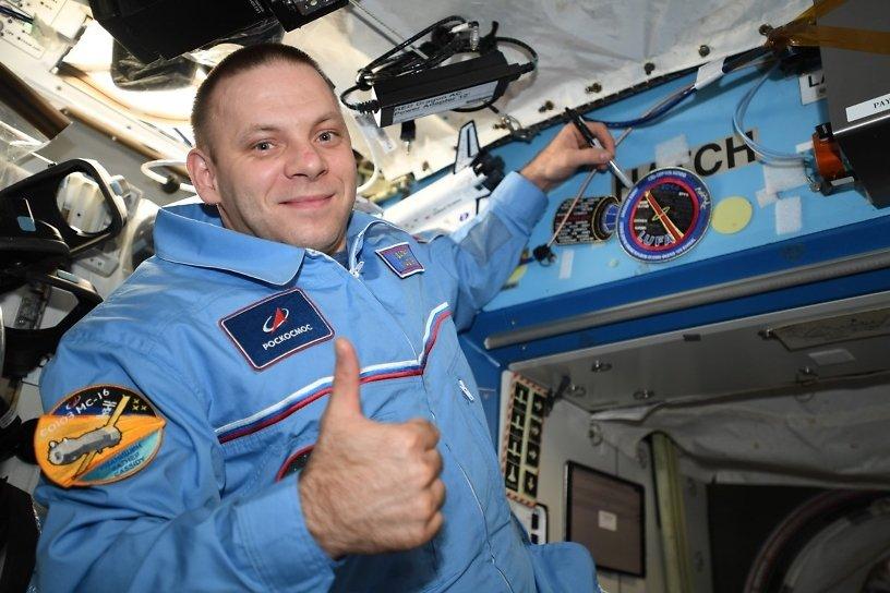 Иван Вагенер, самый молодой космонавт посетивший МКС