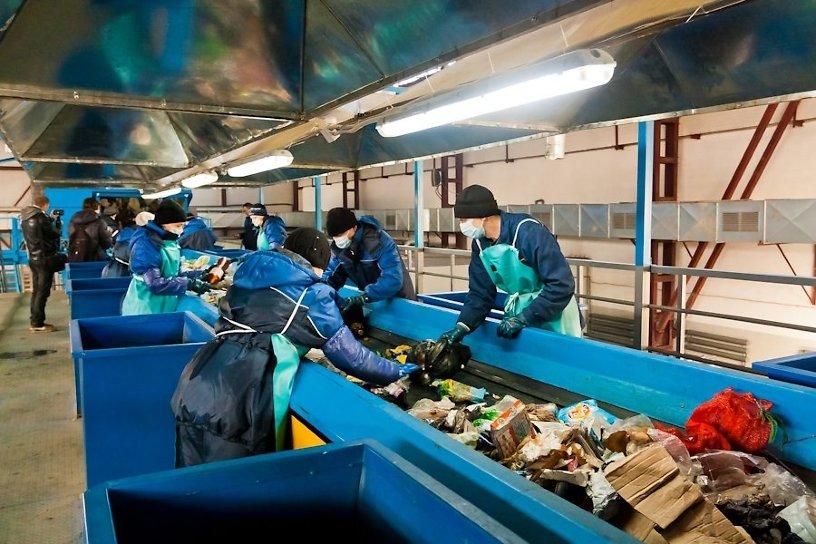 Компания из Петербурга планирует построить мусоросортировочный комплекс в Краснокаменске