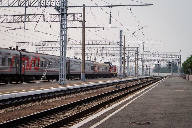 ЗабЖД опубликовало схему движения поездов до 25 июля во время ремонта моста на Транссибе