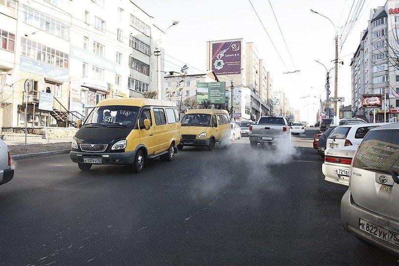 Расписание 4 маршруток в Чите может измениться — часть машин уедет в Шилку для эвакуации