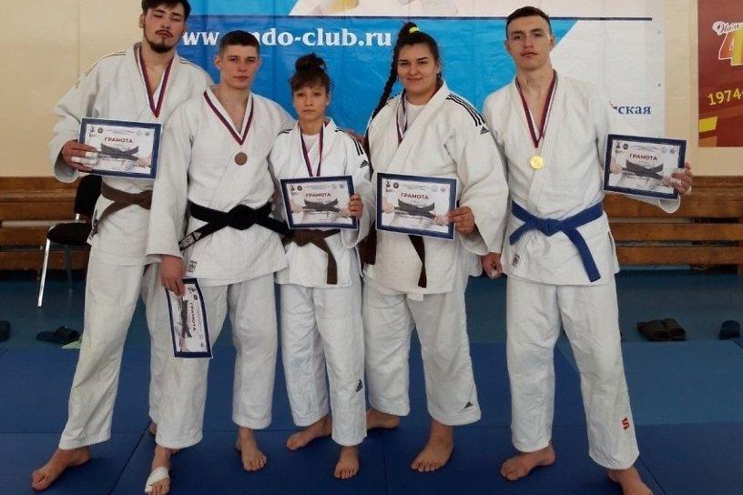 Дзюдоисты из Забайкалья завоевали четыре медали на первенстве ДФО