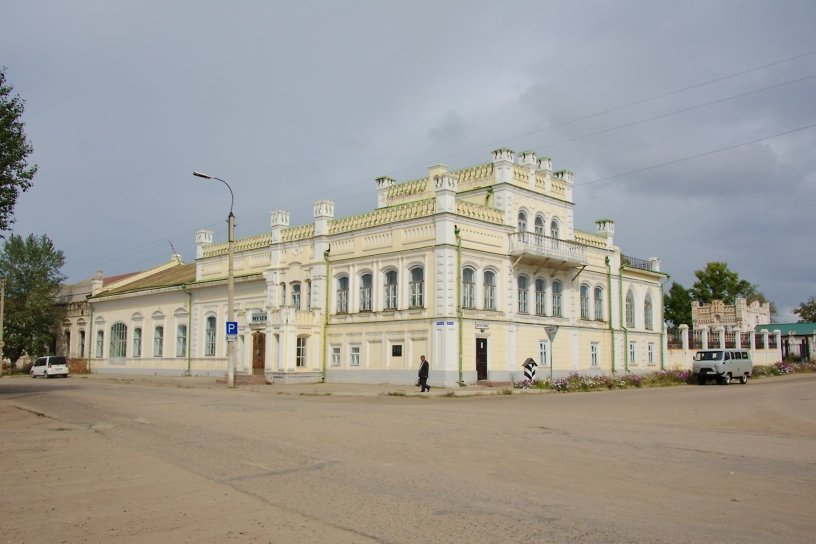 Нерчинский краеведческий музей выиграл 2 млн руб. на новую экспозицию