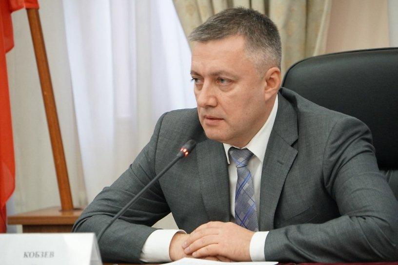 Кобзев заявил о срыве сроков по строительству домов и школы в Тулуне
