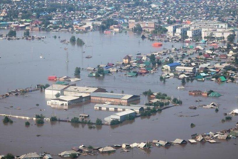 идёт множестве фото тулун наводнение себе
