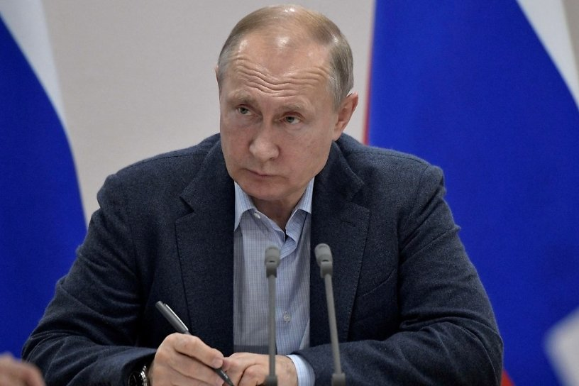 Путин: Первую ветку железной дороги в Сретенском районе Забайкалья восстановят за 2,5 дня