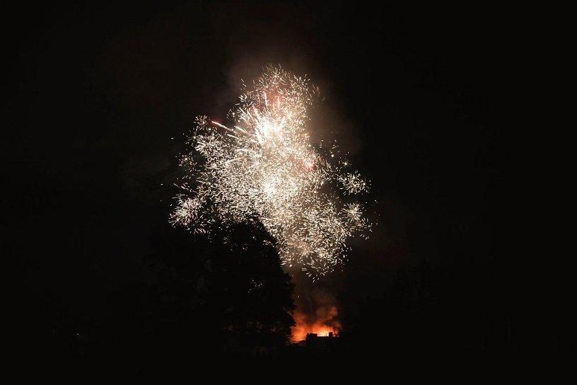картинки пожар фейерверк мире фотопринтеров, как